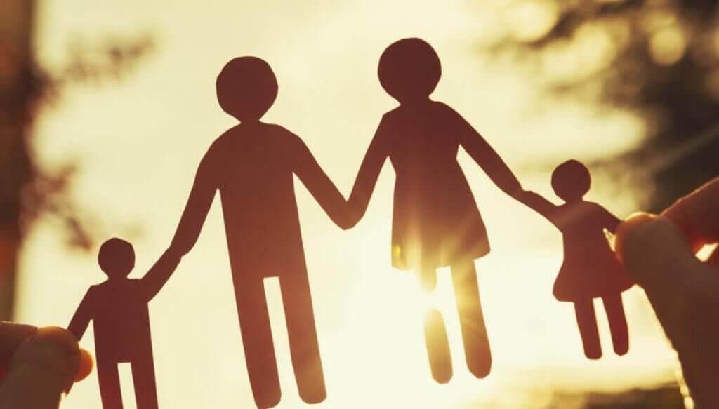 Wycinanka - rodzina