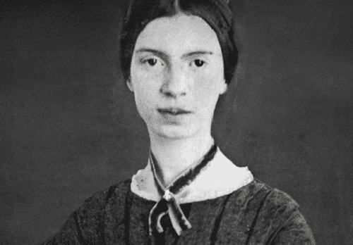 Emily Dickinson w młodości