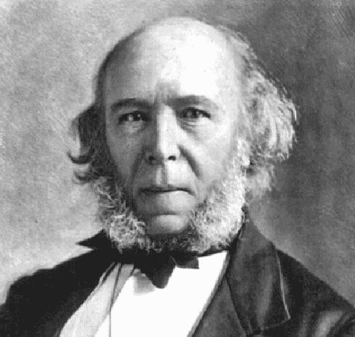 Herbert Spencer: biografia i prace tego znanego naukowca