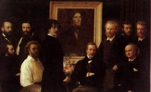 Monet i inni malarze