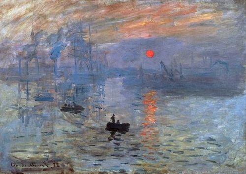 """""""Wschód słońca"""" Moneta"""