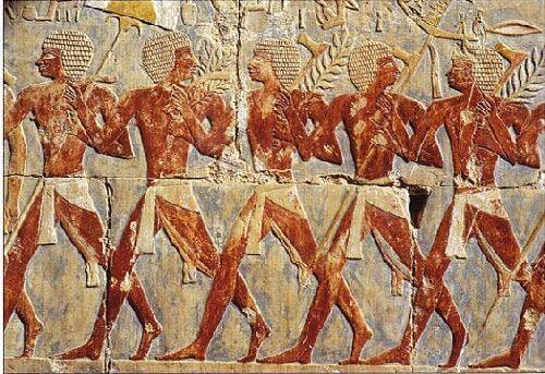 Egipskie malowidła