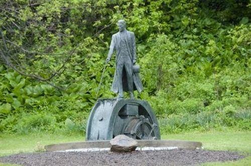 Pomnik Nikoli Tesli