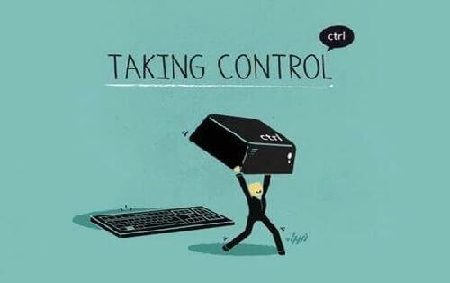 Przejmowanie kontroli