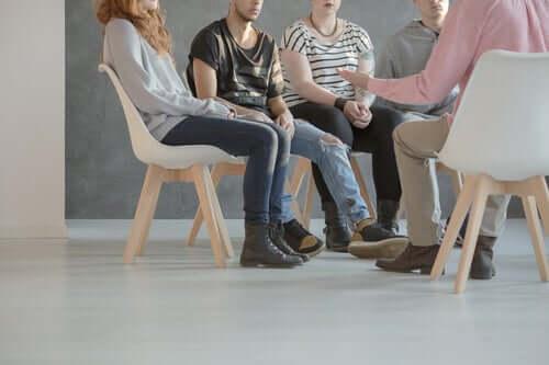 Terapia w grupie