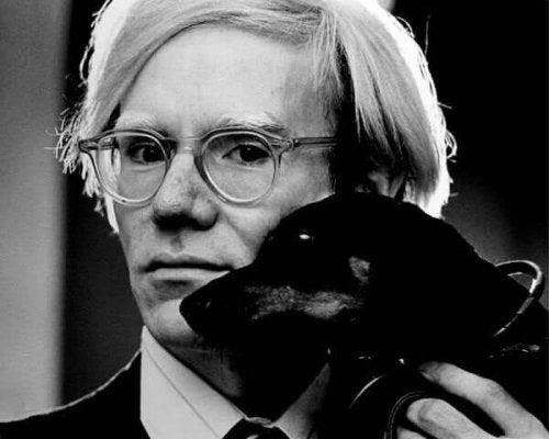 Andy Warhol, jego sztuka i kapsuły czasu