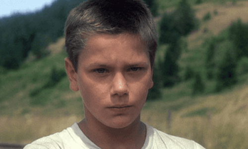 """River Phoenix w filmie """"Stań przy mnie"""""""