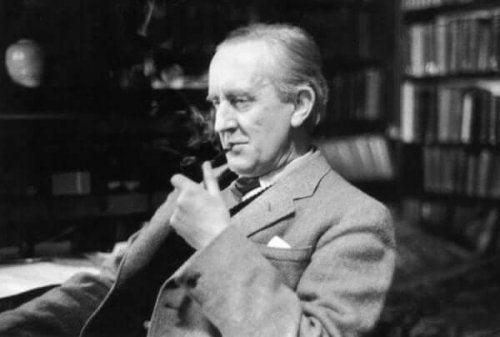 John Ronald Reuel Tolkien - jego książki mówią o jego życiu