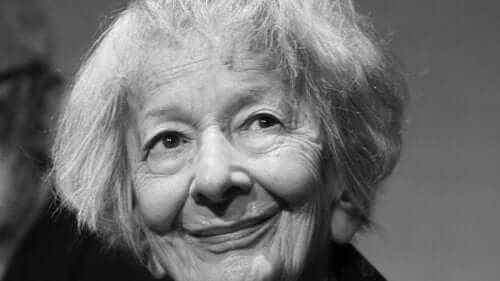 Wisława Szymborska w wieku dojrzałym