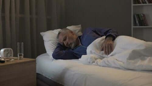 Zaburzenia snu REM
