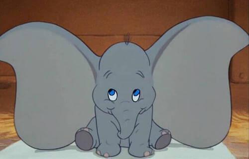Dumbo - kreskówka