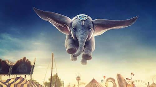 Dumbo - film o niezwykłym słoniu