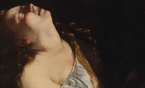 Artemisia Gentileschi jest autorką wielu ciekawych obrazów