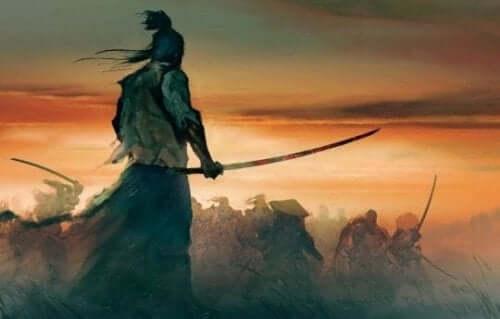 Samuraj Bokuden