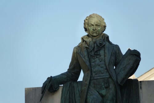 Francisco de Goya - biografia hiszpańskiego malarza