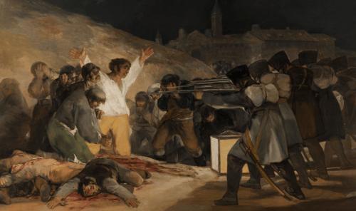 Goya - obraz 3 Maja