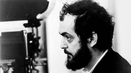 Stanley Kubrick w pracy