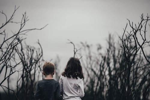 Dzieci na polu