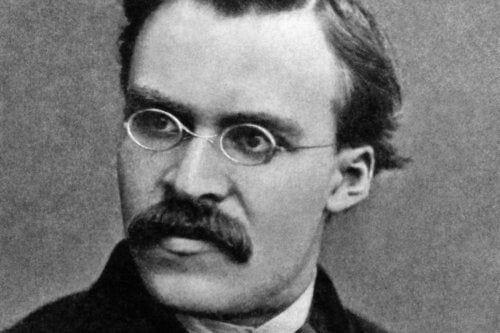 Portret Nietzschego
