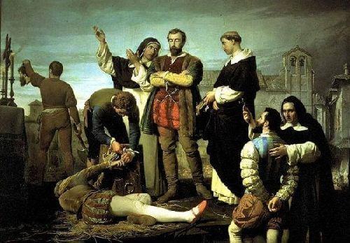 Powstanie Comuneros w Kastylii: klęska ruchu wolnościowego
