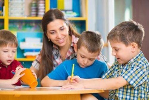Specjalne potrzeby edukacyjne uczniów