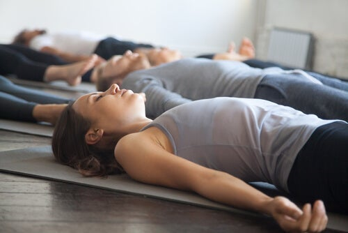 Ćwiczenia relaksacyjne
