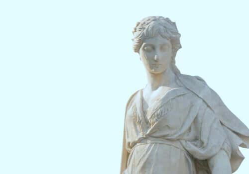 Afrodyta i Ares - połączenie piękna i wojny