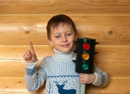 Emocje dzieci i trzy kolory świateł - poznaj bliżej tę metodę