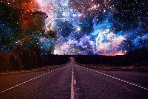 Droga przed siebie