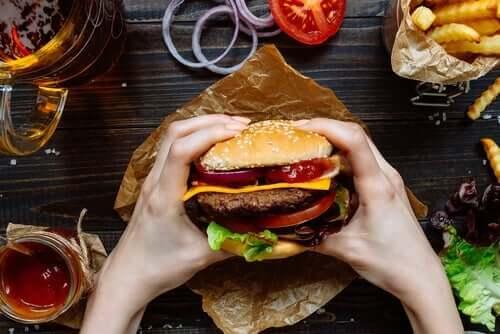 Fast food i jego negatywny wpływ na mózg