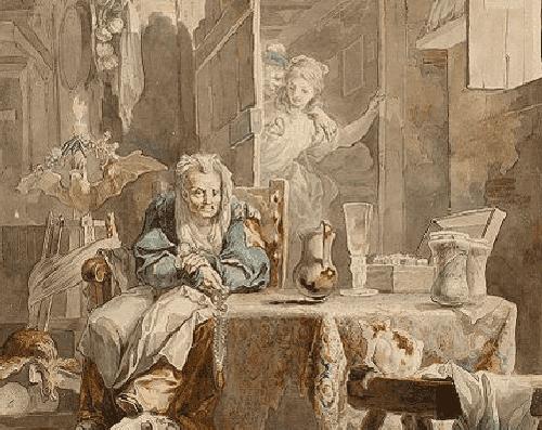 Kalikst i Melibea – psychologiczny rys bohaterów Celestyny