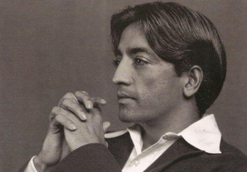Krishnamurti w wieku dorosłym