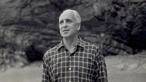 Severo Ochoa - portret