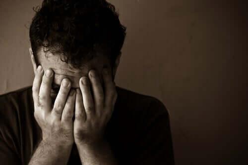 Smutny mężczyzna - Tanatos