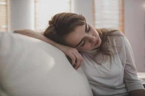 Zmęczenie - dlaczego depresja nas wykańcza?