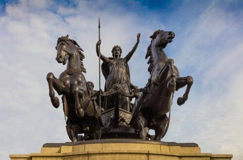 Boudika, królowa rebeliantów o imieniu Zwycięstwo