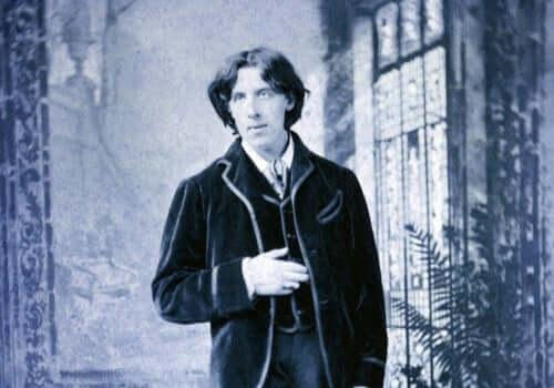 Oskar Wilde w młodości