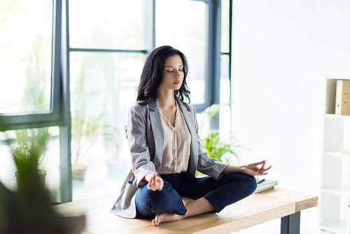 Medytacja w pracy