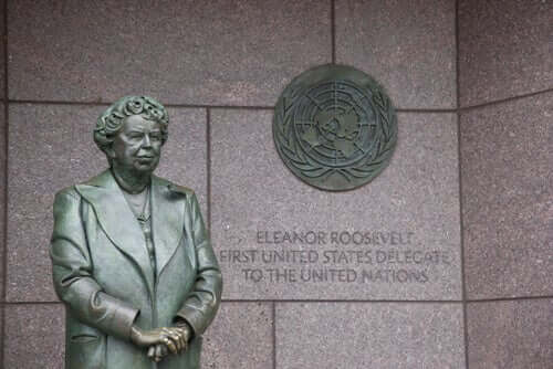 Pomnik Eleanor Roosevelt