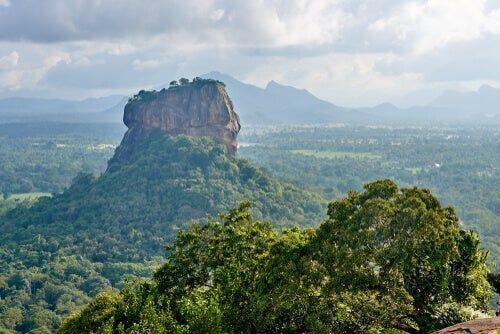 Sri Lanka, którą odwiedził Ronald David Laing