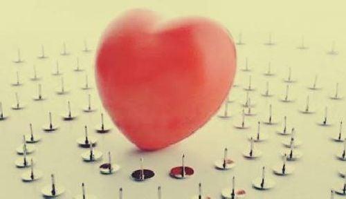 Zagrożone serce