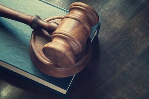 Zasada ostrożności jako część procesu sądowego
