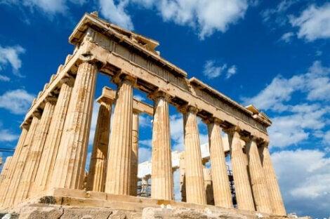 Najsłynniejsza grecka świątynia