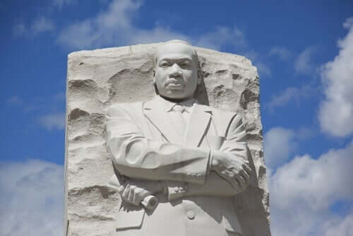 Martin Luther King Jr. - pomnik
