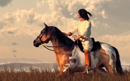 Indianie z plemienia Dakota i 6 cnót charakteru, które kultywują