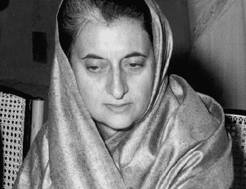 Żelazna dama z Indii