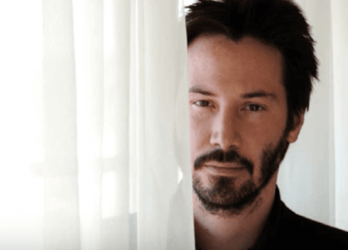 Keanu Reeves – inny rodzaj celebryty
