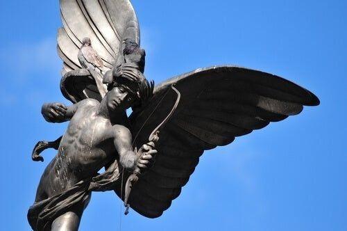 Posąg Erosa