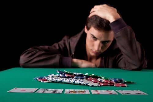 Przegrany w karty