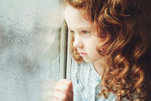 Uczucie pustki i samotności u dzieci